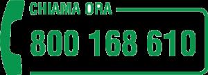 S.O.S. Incidente numero verde