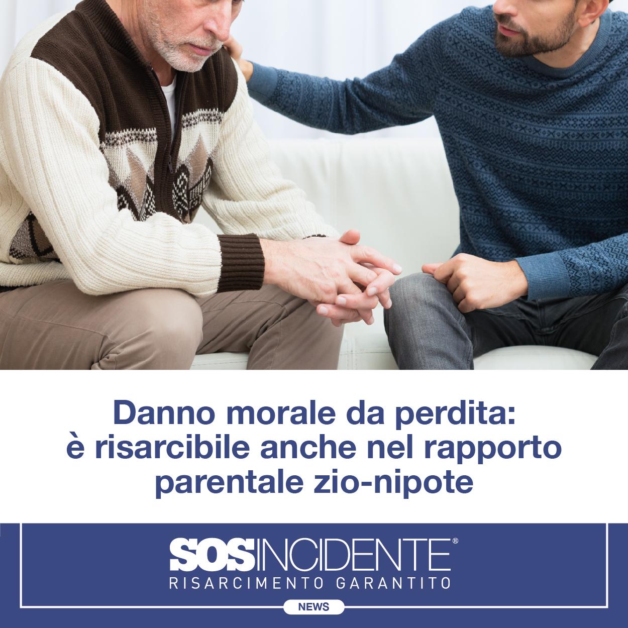 SOSIncidente_DannoMorale_News